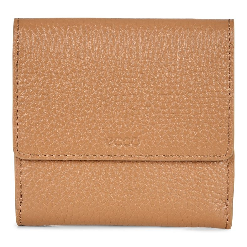 SP 3 French Wallet (Brown)