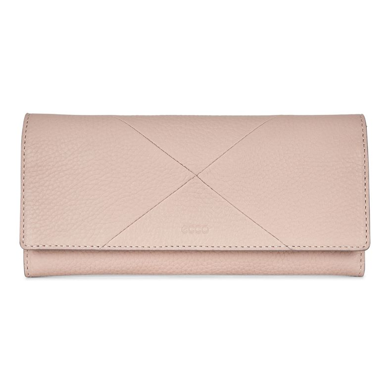 Linnea Continental Wallet (Red)