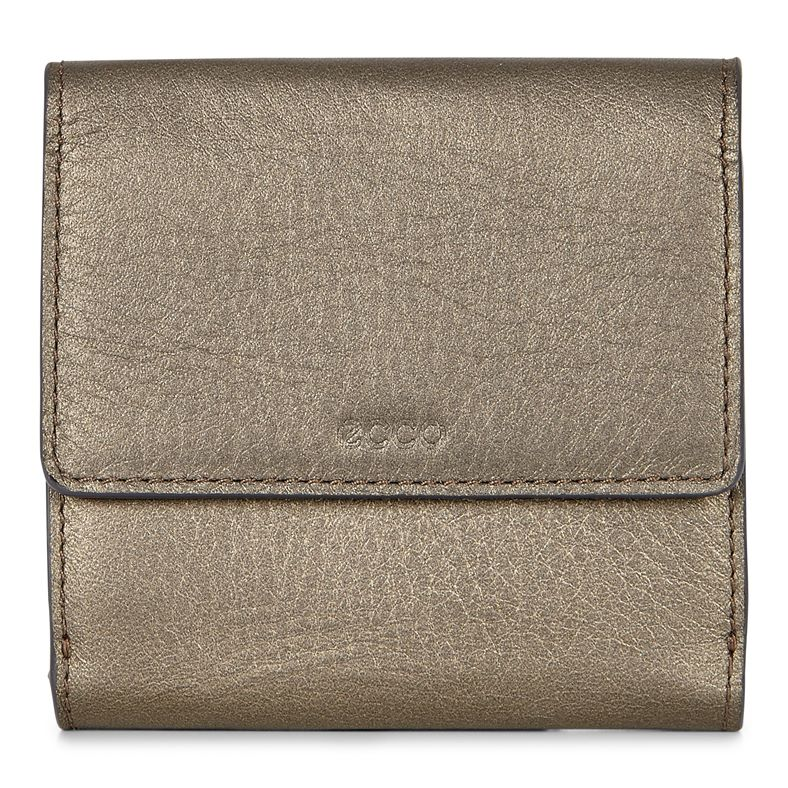 SP 3 French Wallet (Metallic)