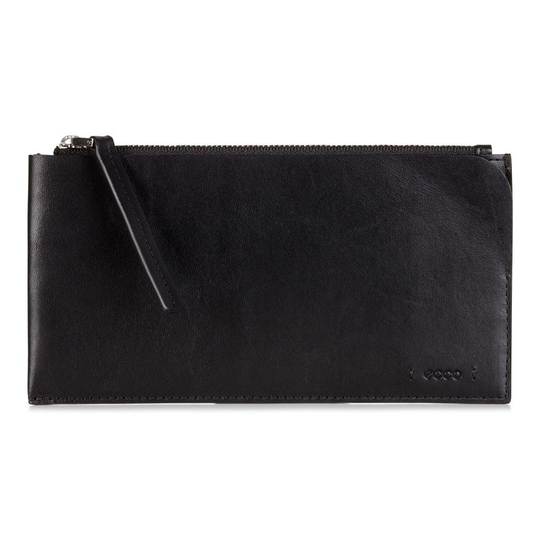 Lars Travel Wallet (Black)