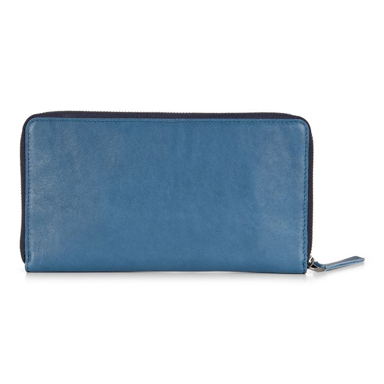Casper Travel Wallet (Blue)