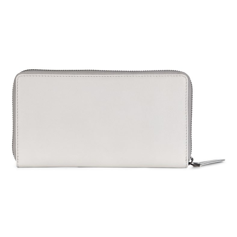 Casper Travel Wallet (Bianco)