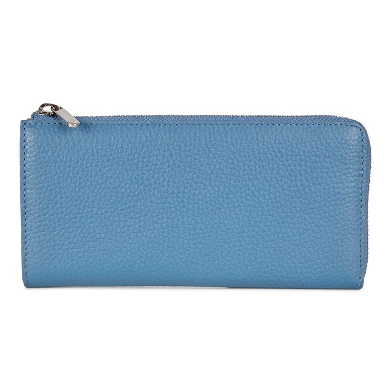 SP 3 Zip Around Wallet (Blu)
