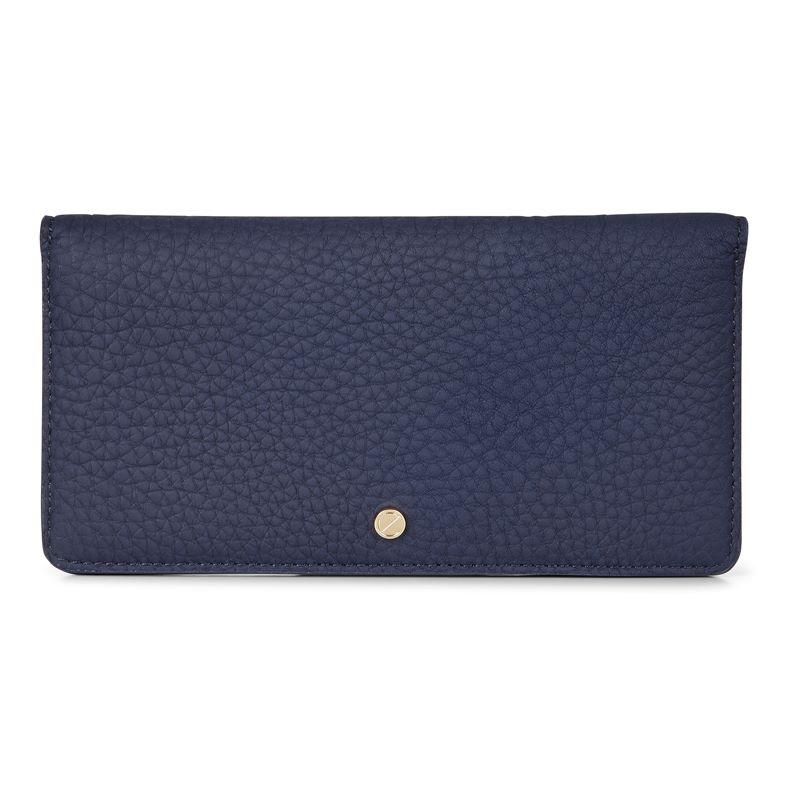 Jilin Tandem Large Wallet (Blue)