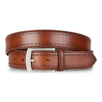 Leif Formal Belt (Blanco)