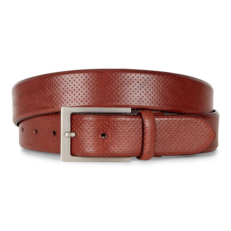 Rune Formal Belt (Brown)