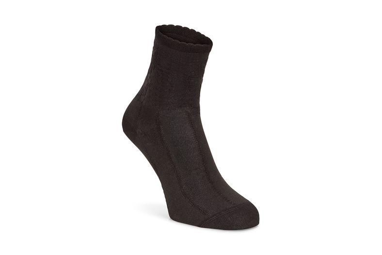 Made for Shape Sock (Black)