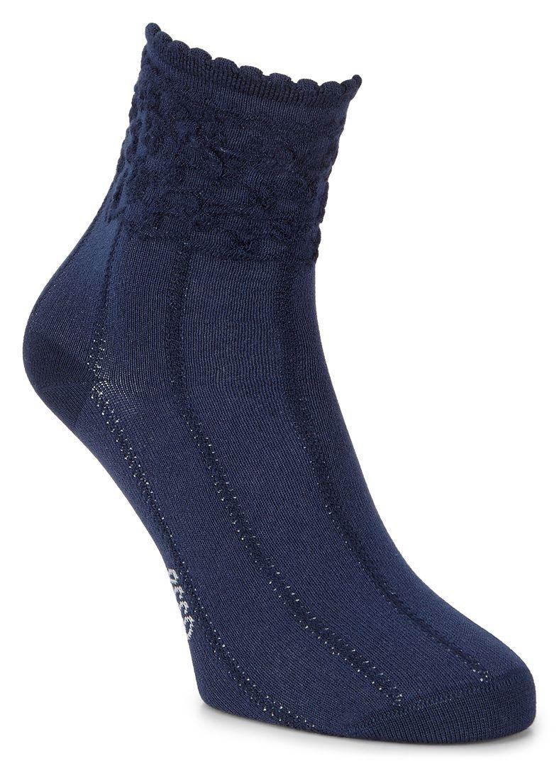 Made for Shape Sock (Blue)