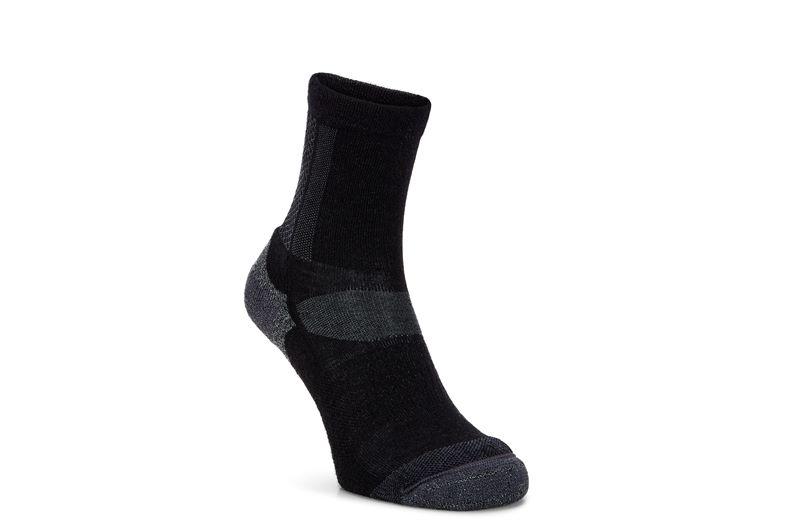 Outdoor Crew Sock (أسود)