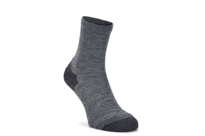 Outdoor Crew Sock (Cinzento)