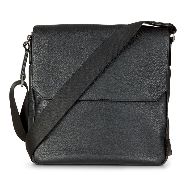 Bjorn Crossbody (Black)