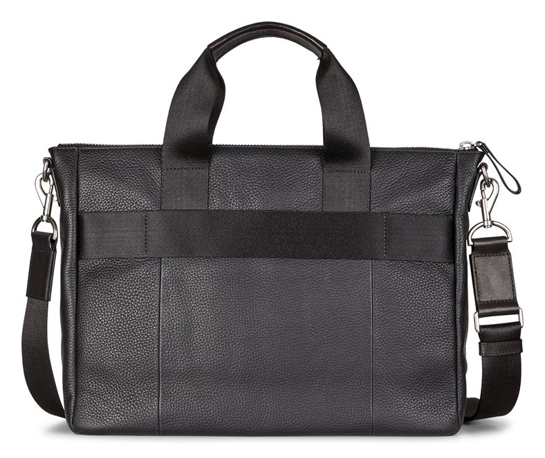 Bjorn Laptop Bag (Black)