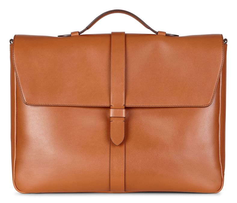 Lars Briefcase (Brown)