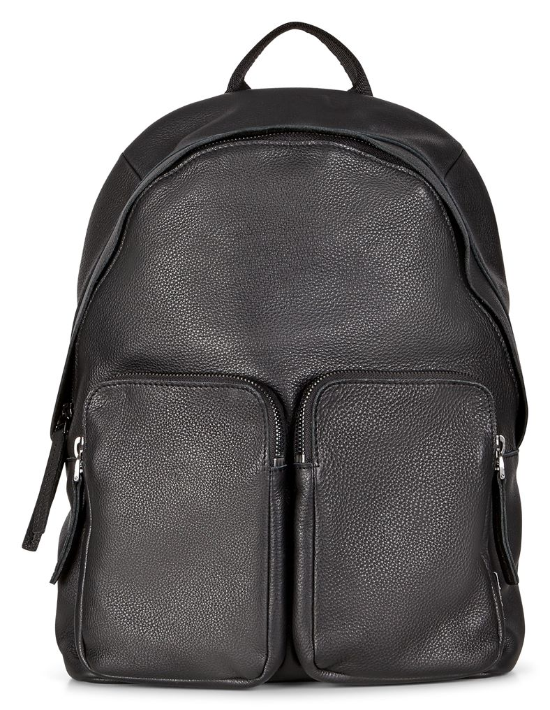 Casper Small Backpack (Black)