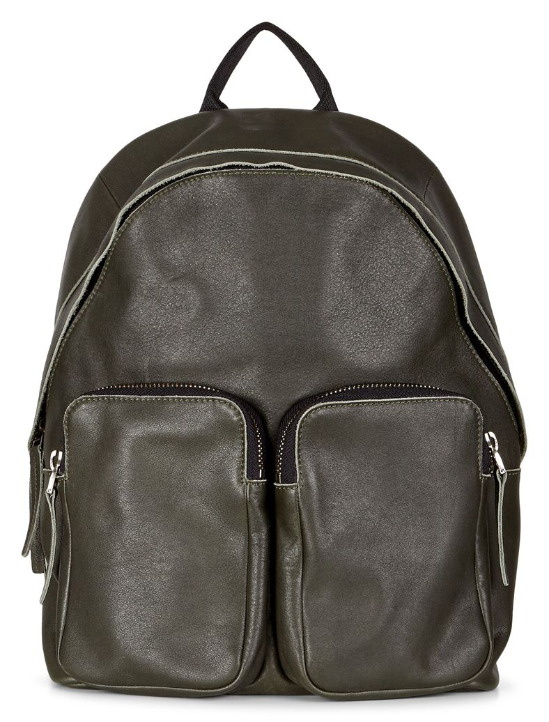 Casper Small Backpack (Green)