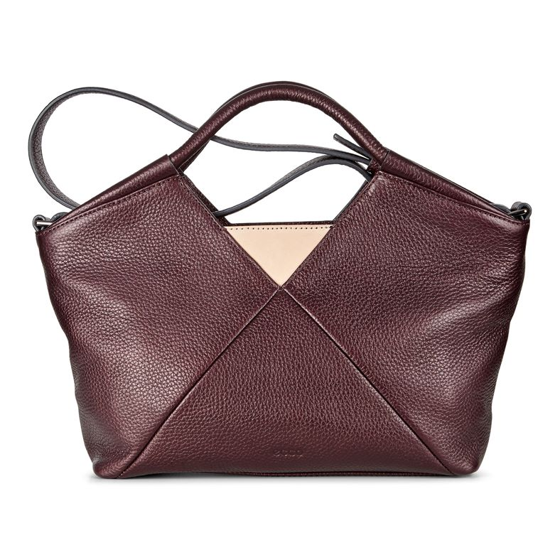 Linnea Small Work Bag (ميتاليك)