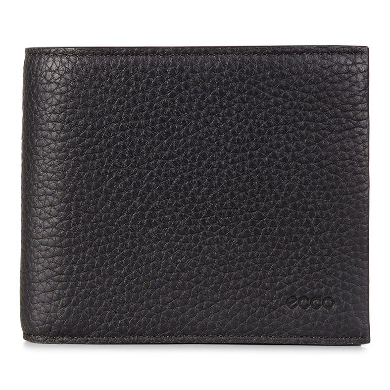 Bjorn Flap Wallet (White)