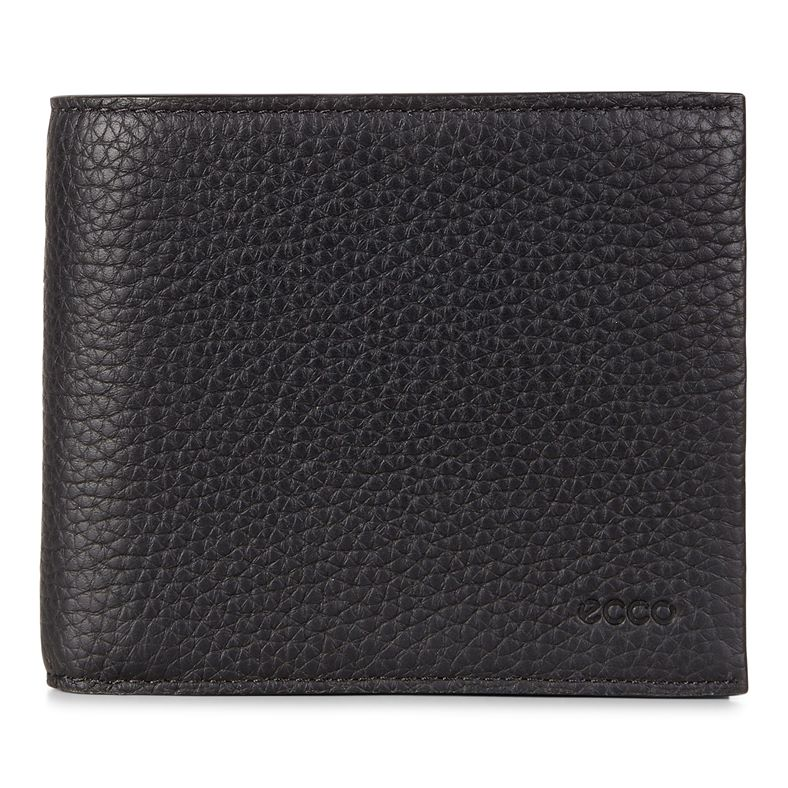 Bjorn Flap Wallet (Negro)