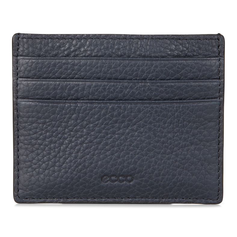 Bjorn Slim Card Case (Blu)