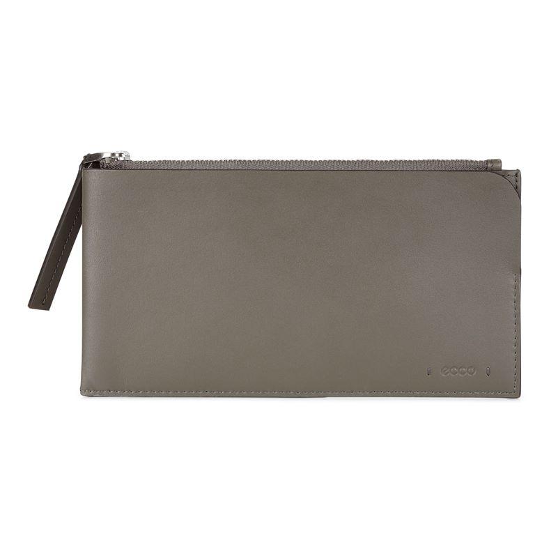 Lars Travel Wallet (White)