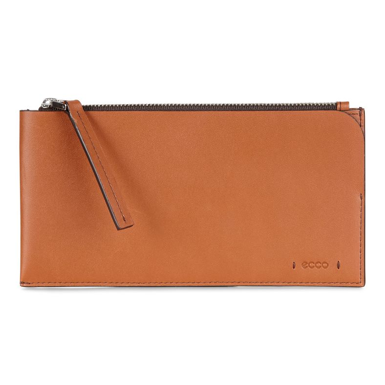 Lars Travel Wallet (Brown)