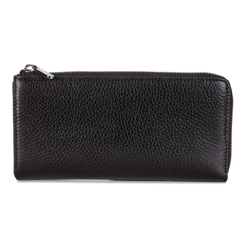 SP 3 Zip Around Wallet (Black)