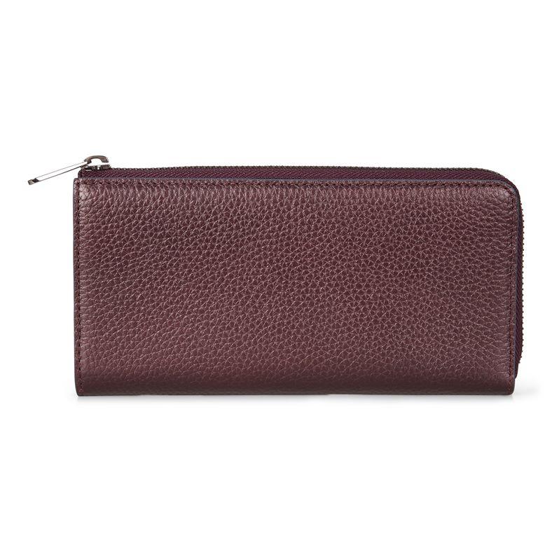 SP 3 Zip Around Wallet (ميتاليك)