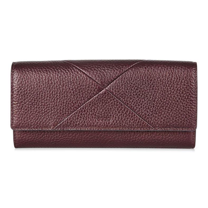 Linnea Continental Wallet (ميتاليك)