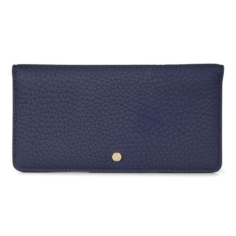 Jilin Tandem Large Wallet (Azul)