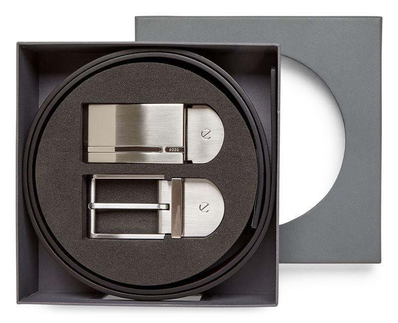 Nicolai Belt Gift Box (Black)