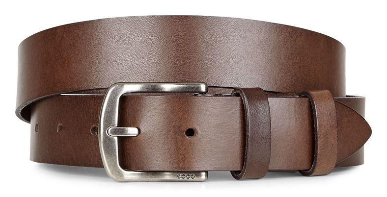 Elias Casual Belt (Brown)