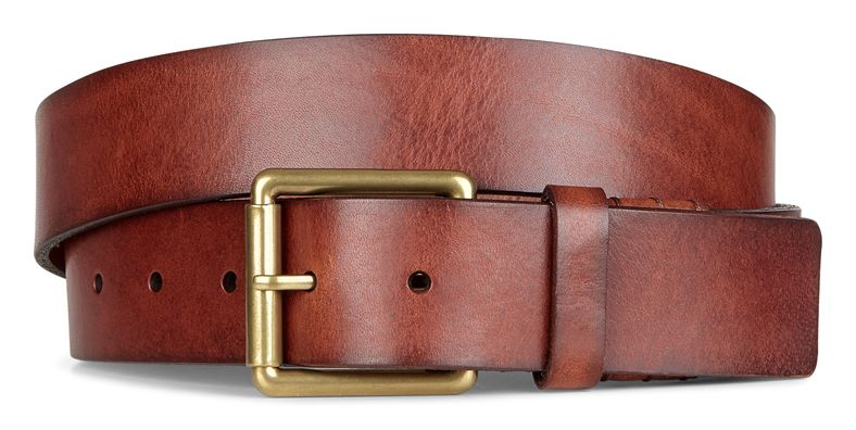 Villum Casual Belt (Brown)