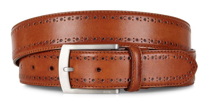 Leif Formal Belt (White)