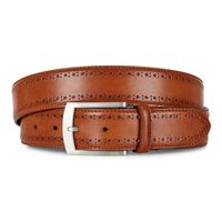 Leif Formal Belt (White)
