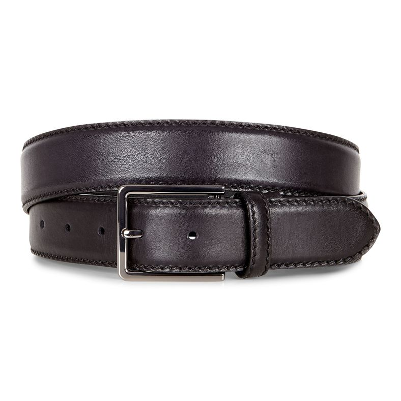 Niklas Formal Belt (White)