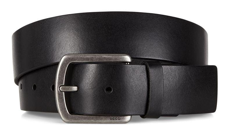 Allan Jeans Belt (أسود)