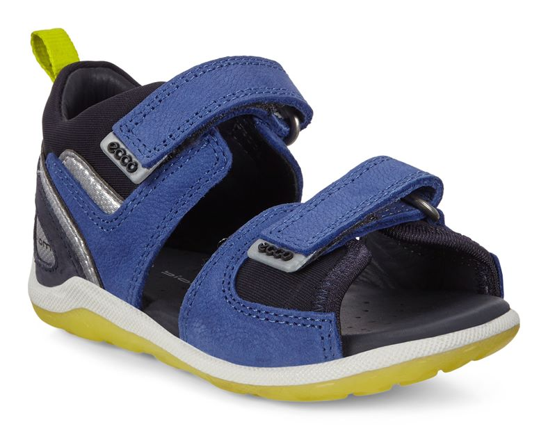 BIOM MINI SANDAL (Blue)