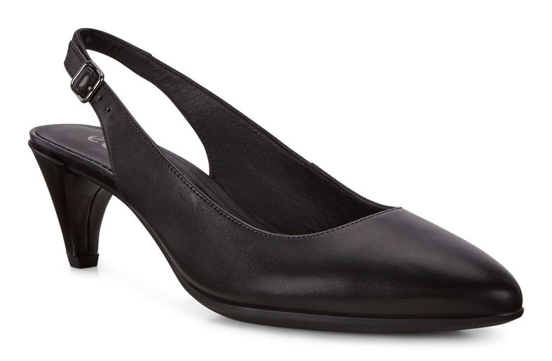 SHAPE 45 POINTY SLEEK (Black)