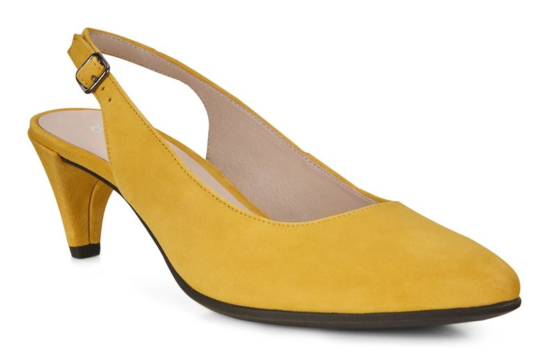 SHAPE 45 POINTY SLEEK (Giallo)