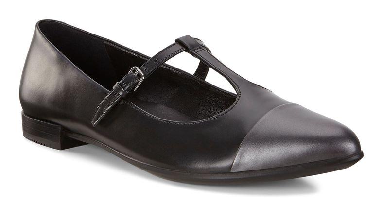 SHAPE POINTY BALLERINA (أسود)