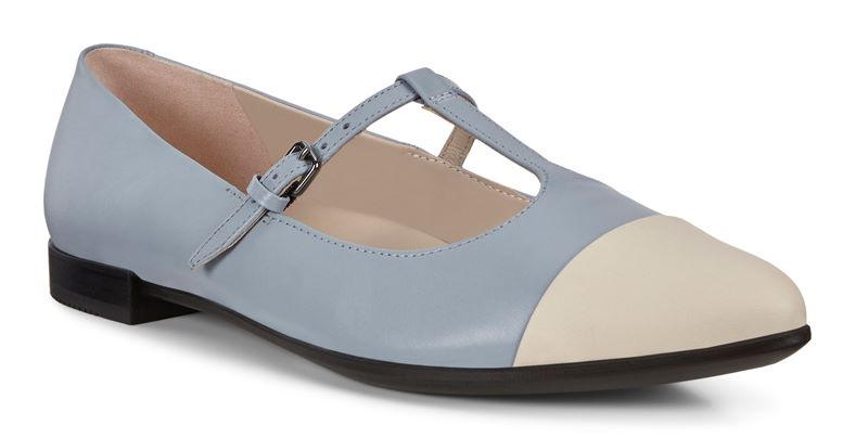 SHAPE POINTY BALLERINA (Blue)