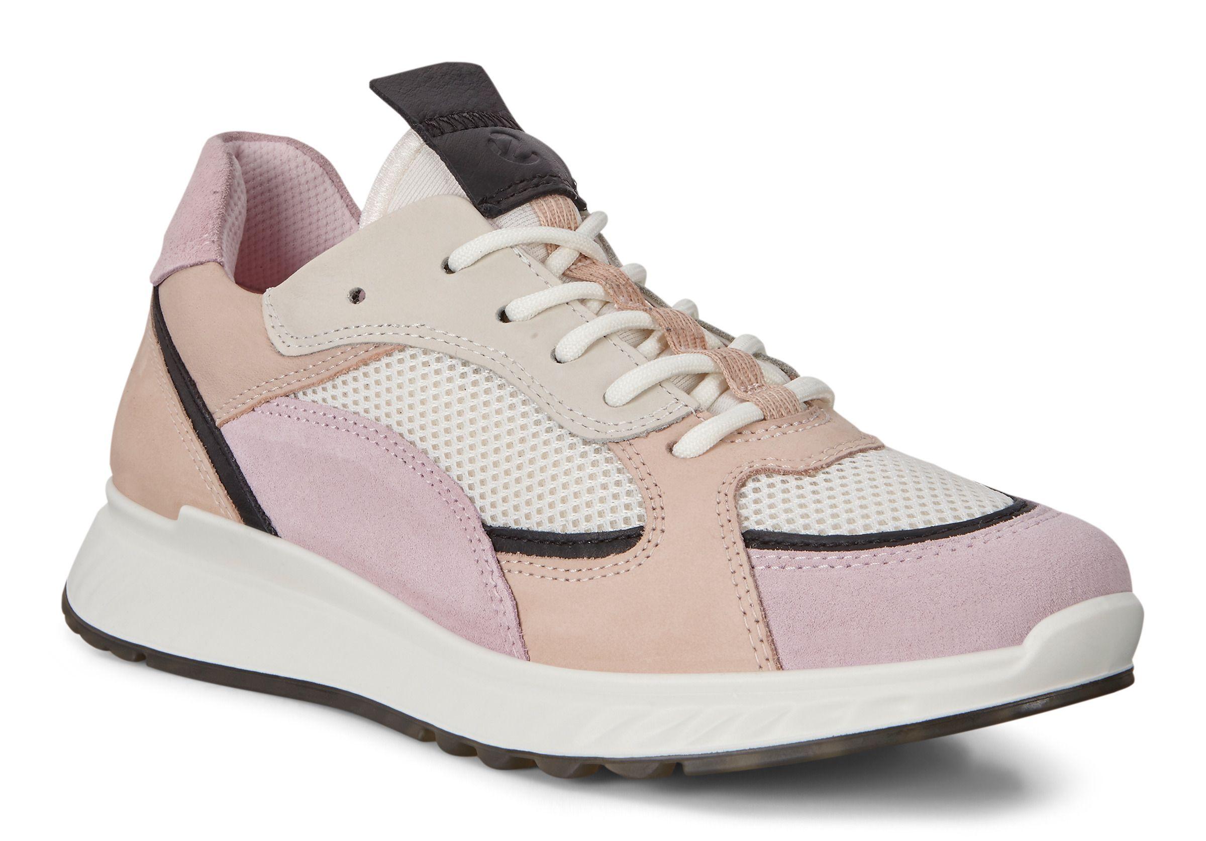 ECCO Soft 7 W Rózsaszín Tornacipő Női