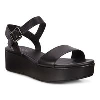 ELEVATE PLATEAU SANDAL (Black)