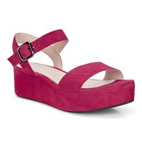 ELEVATE PLATEAU SANDAL (Purple)