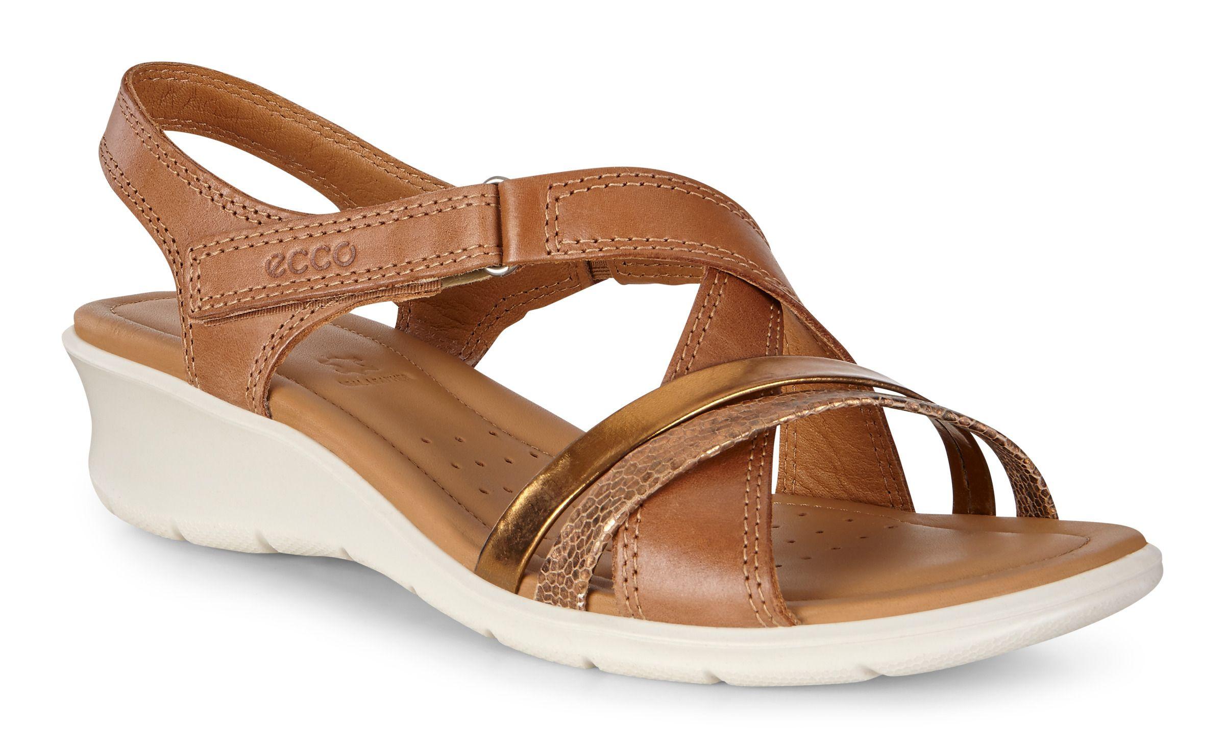 ECCO FELICIA SANDAL heeled