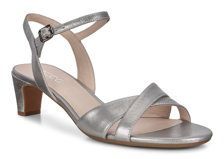 SHAPE SLEEK SANDAL 45 (Metallico)