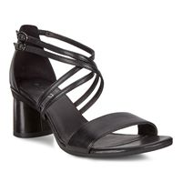 ELEVATE 65 BLOCK SANDAL (Black)
