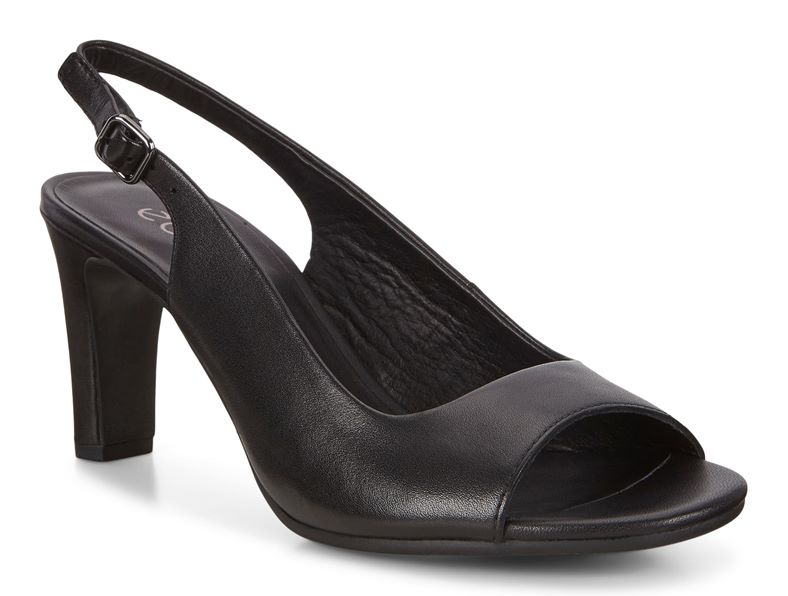 ELEVATE 75 SLEEK SANDAL (Black)
