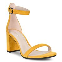 ELEVATE 75 BLOCK SANDAL (أصفر)