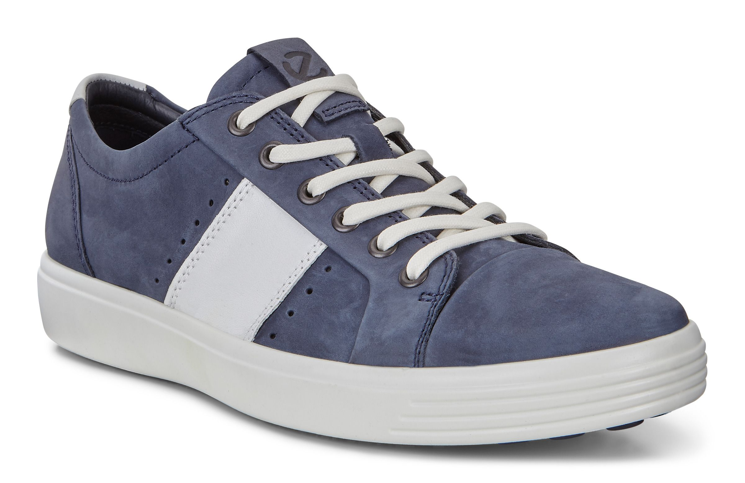 Blue Shoes Soft 7 | ECCO | Comfortschoenen | Miinto.nl